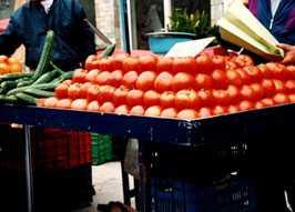 όταν οι ντομάτες είναι γυαλισμένες...