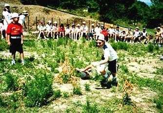 ...και η φυγή από το αρχαίο Θέατρο του δολοφόνου Παυσανία